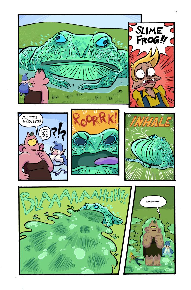Bitsy learns true betrayal.