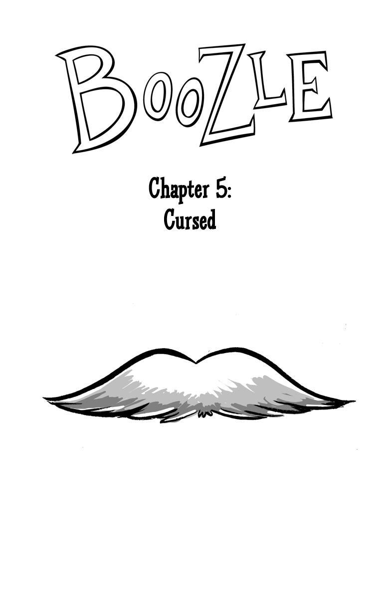 Moustache curse